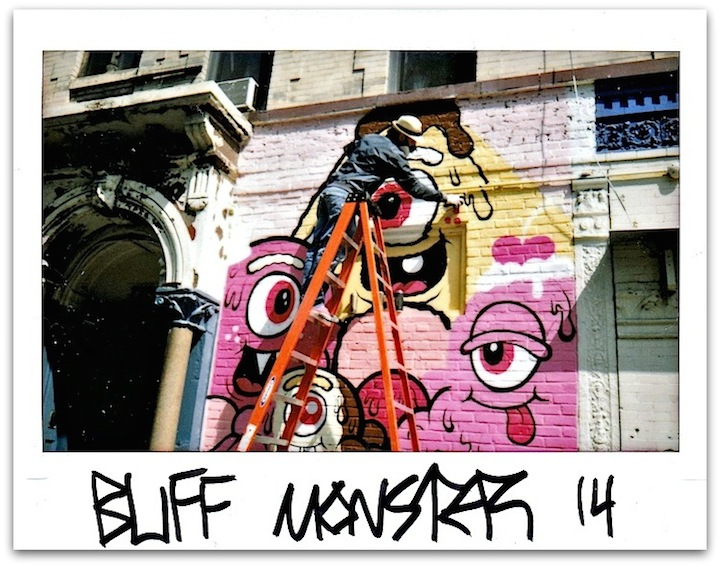 "BUffMonster Leanna Valente on Graffiti, Photography, ""Instant Art Exposure"" & more with: Buff Monster, Veng RWK, Hoacs, QA and Rubin &  Joe Iurato"
