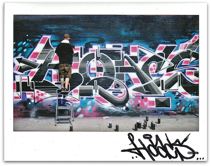 "Hoacs graffiti NYC Leanna Valente on Graffiti, Photography, ""Instant Art Exposure"" & more with: Buff Monster, Veng RWK, Hoacs, QA and Rubin &  Joe Iurato"