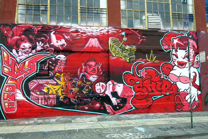 Shiro-Yes-One-Part-One-graffiti=5Pointz-Long-island-City-NYC