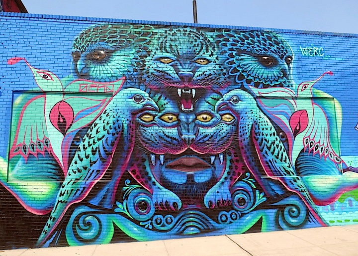 Werc-and-Gera- Luz- street-art-Gowanus-NYC
