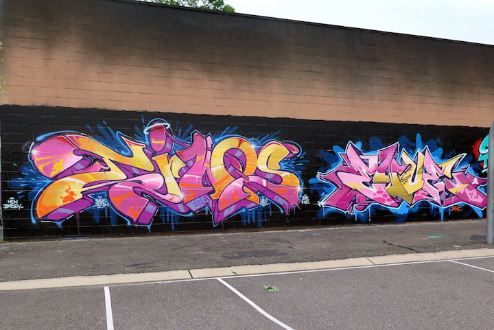 tiws and enu graffiti NJ Its Happening in Hackensack with: Shiro, Yes1, Per1, Dero, the Bronx Team, Pure1, Tiws, Enue, Musa, Part One and Rath