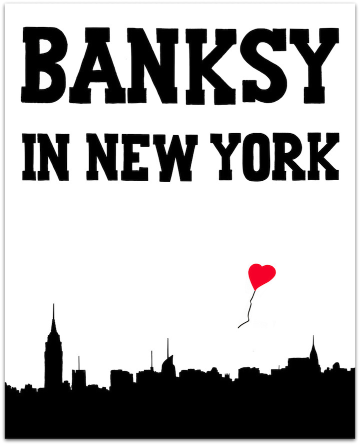 Banksy in New York Banksy in New York: Writer and Photographer Ray Mock Chronicles Banksys New York Residency
