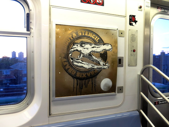 Praxis on 6 train Bogotá Native Praxis Brings His Vision to NYC