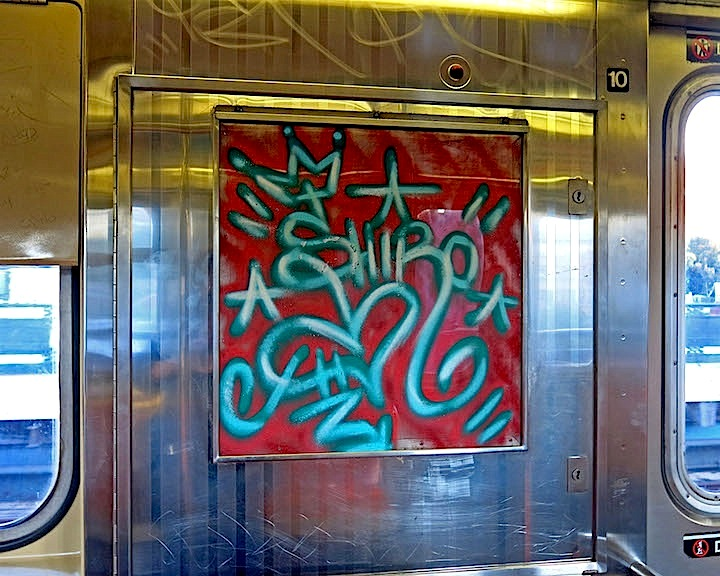 shiro graffiti 1 train Nic 707s InstaFame Phantom Art Brings the Legendary TAKI 183 Back to the Trains    with Paulie Nassar, Anjl, Praxis, Shiro and more
