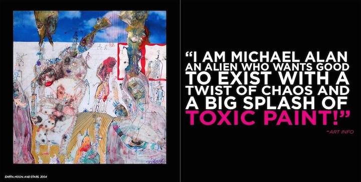 I am Michael Alan Michael Alan on His Recently Released Book, Artistic Freedom and more