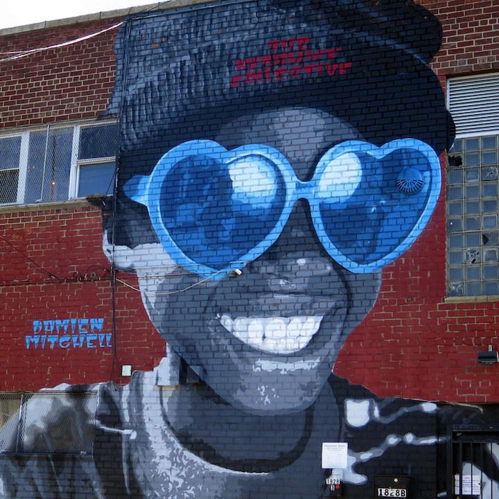 damien mitchell bushwick close up Kids on Walls — Part VI: Jerkface, Axel Void, Billy Mode & Chris Stain, Damien Mitchell, Enzo & Nio, Banksy, Jef Aerosol and Razo & Dead Rat