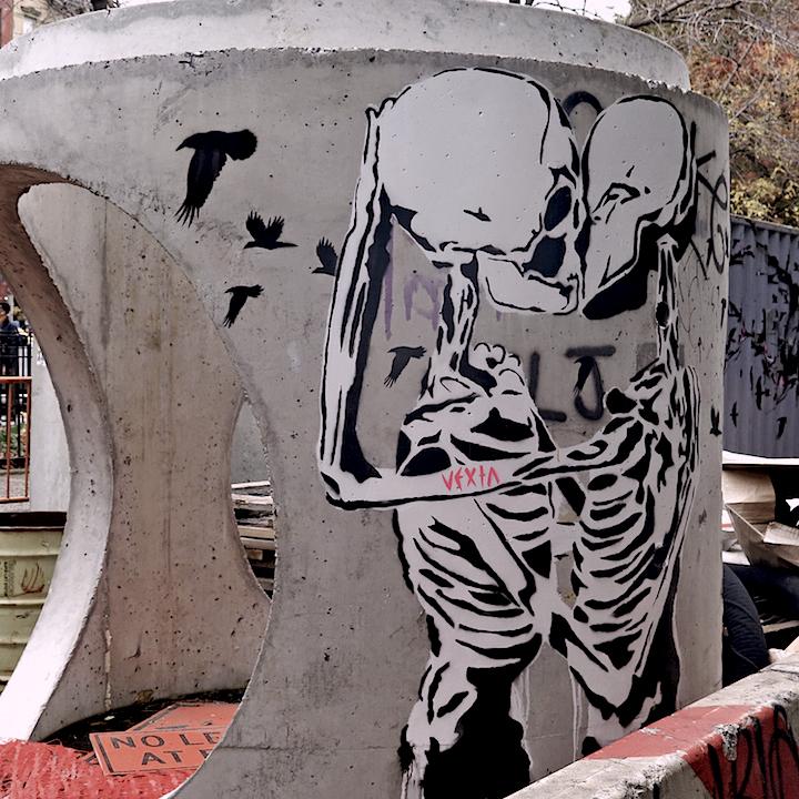 """""""Vexta street art"""""""