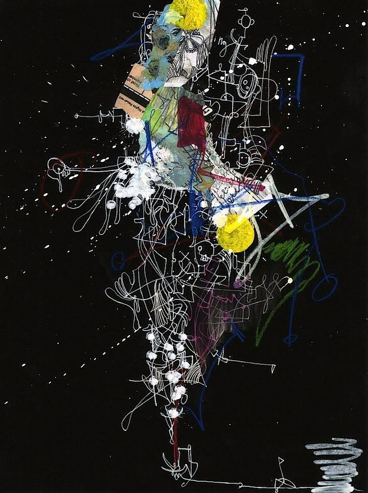 Michael Alan artwork Klemens Gasser &amp; Tanja Grunert to Present Michael Alans <em>Immortal Equations</em>: An Exhibit, Living Installation &amp; Theatrical Happening
