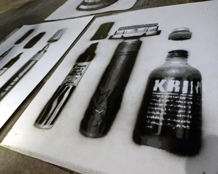 Damien-Mitchell-stencil-art-graffiti-tools