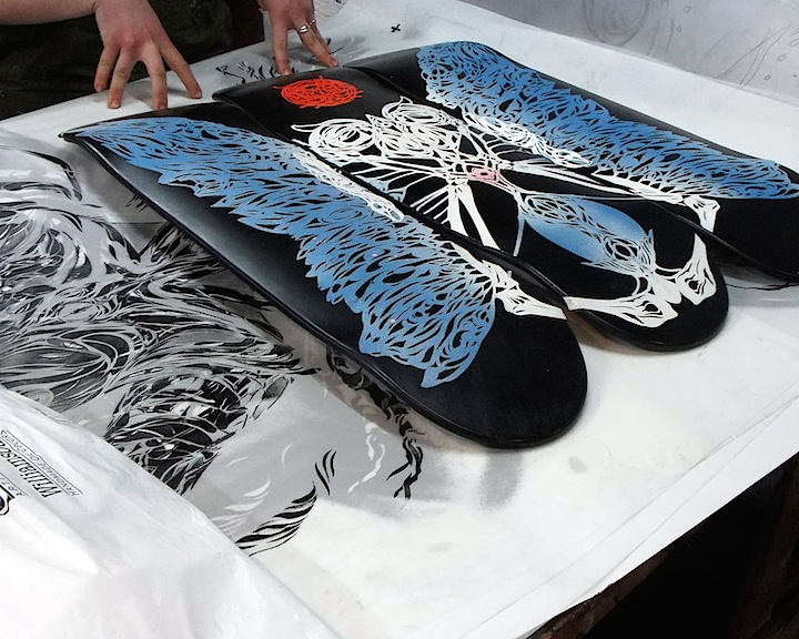 Mor-stencil-art-skate-boards