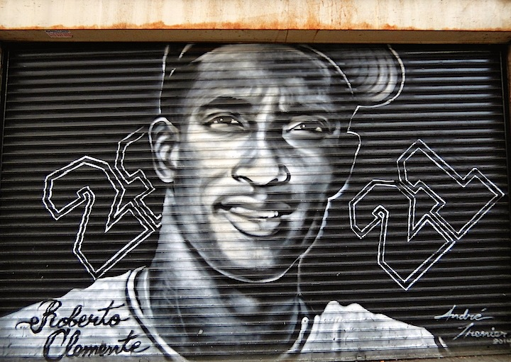Andre Trenier roberto Clemente street art Bronx Noah Sheroff on <em>501 See Streets</em>: Revitalizing and Beautifying Communities through Public Art with Danielle Mastrion, Lexi Bella and Andre Trenier