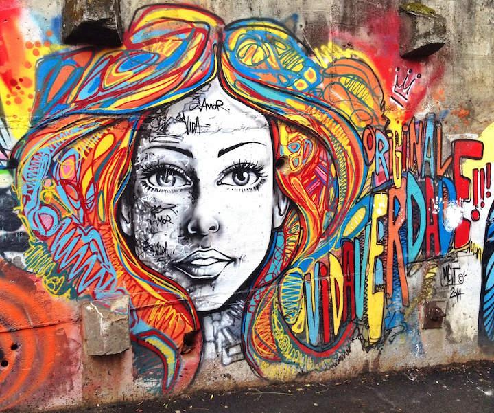 Marcelo Mente street art Rio de Janeiro <em>Outdoor Gallery NYC</em> Author Yoav Litvin on the Streets of South America with: Inti, Gonzalo Sánchez <em>Painters</em>, Stinkfish &amp; the APC Crew, Entes &amp; Pésimo, Decertor, Marcelo Ment, Tarm1, Nove and Apitatan