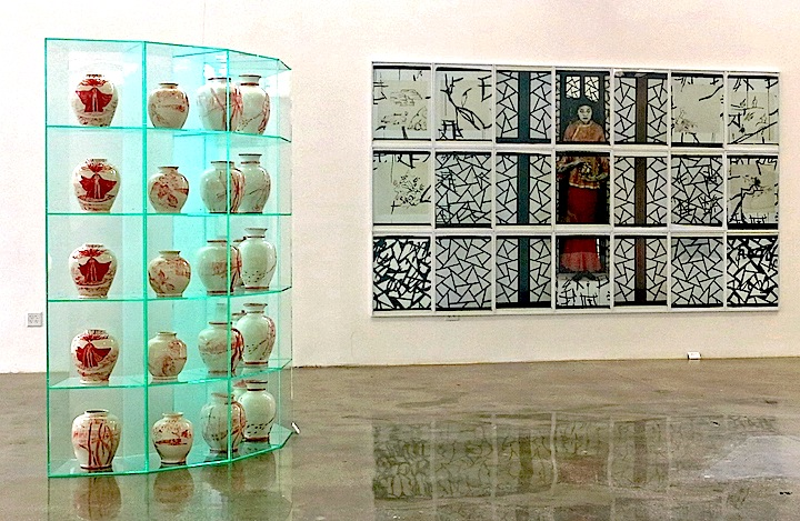 Maria Magdalena Campos Pons  <em>Theorem: You Simply Destroy the Image I Always Had of Myself </em> Opens Today at Mana Contemporarys Glass Gallery