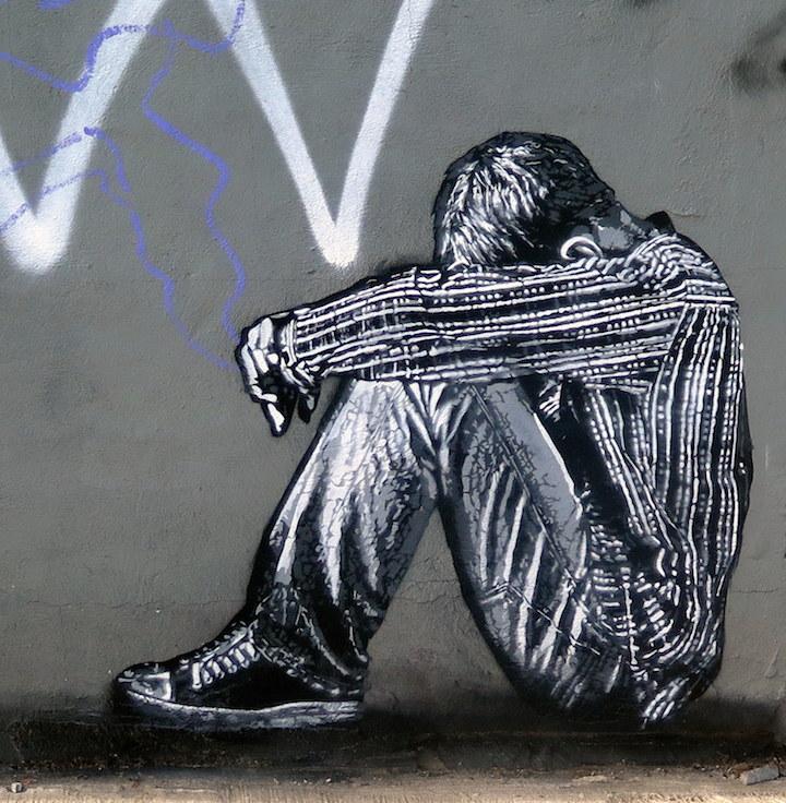 jef aerosol street art bushwick Kids on Walls — Part VII: Gustavo Nénão, Joe Iurato, Stinkfish, Jef Aerosol and Danielle Mastrion
