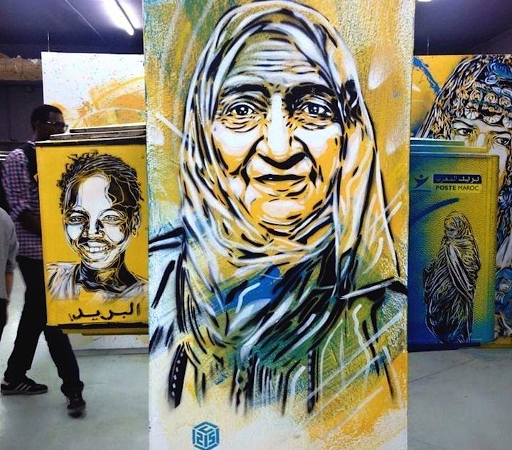 C215-stencil-art-museum-installation