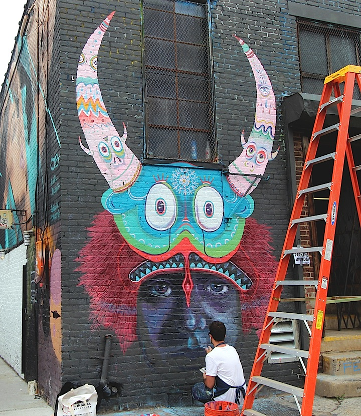 Telleache-street-art-Bushwick-Collective-NYC