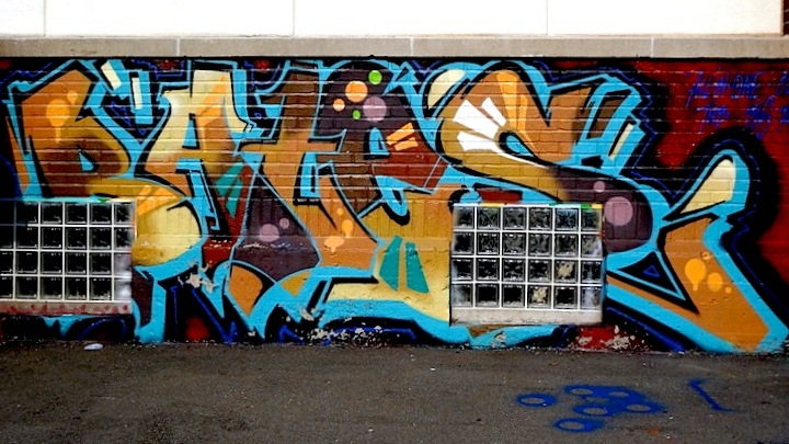 bates-graffiti-ithaca-new-york