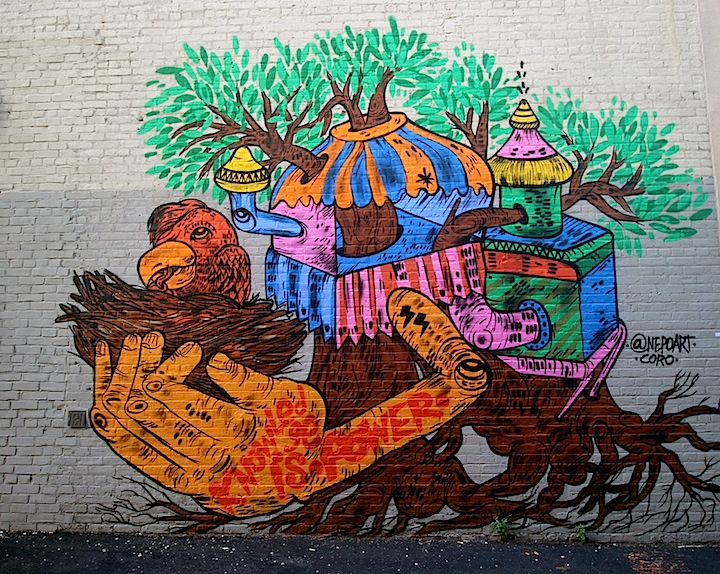 nepo-street-art-D-Gale-art-mural-Project- brookLYNK-NYC