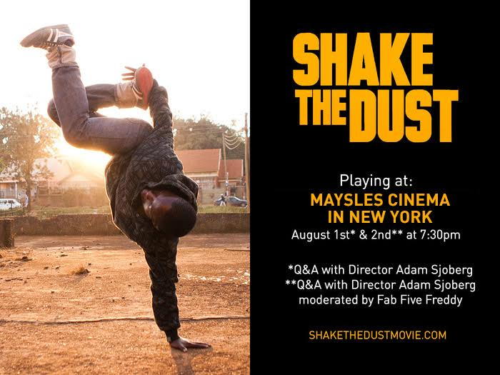 shake the dust at maysles cinema <em>Shake the Dust</em>    on the Transformative Power of Hip Hop Across the Globe    at the Maysles Cinema in Harlem This Weekend