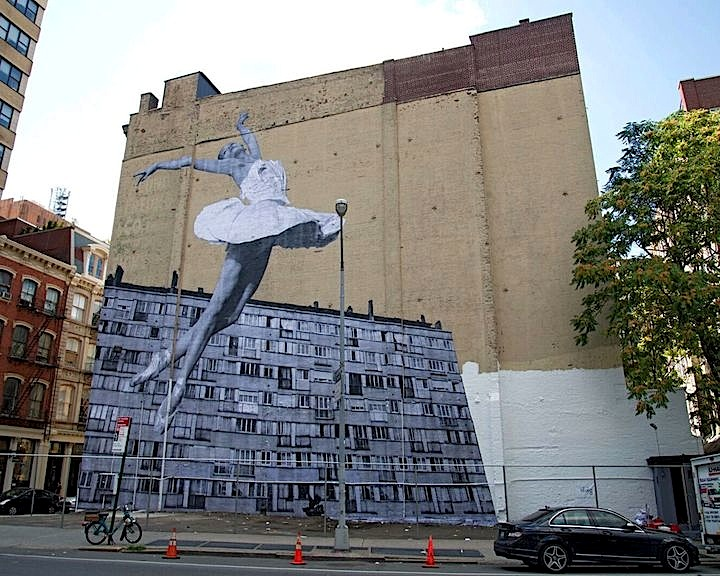JR-public-street-art-NYC