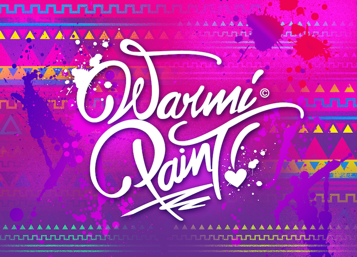 Warmi Paint Image Toofly on the Upcoming All Women Warmi Paint Arts Festival in Quito