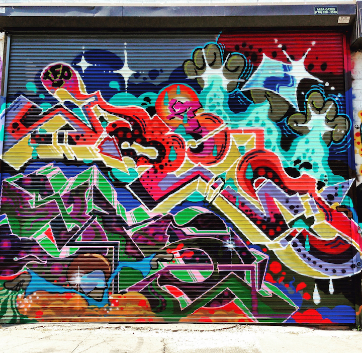bis-uno-and-diego127-graffiti-apple-gate-project-bushwick