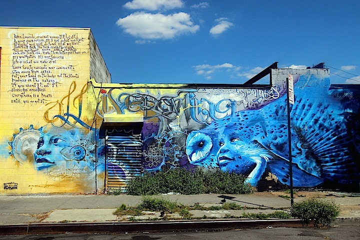 el nino and werc street art brownsville NYC <em>Writing on the Walls</em> in Brownsville, Brooklyn, Part I with: Werc, El Nino de las Pinturas, Eelco, BK Foxx, Lexi Bella, Fumero and N Carlos J