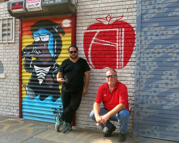 noxer-street-art-whisper-John-Weiss-Apple Gate Project-Bushwick