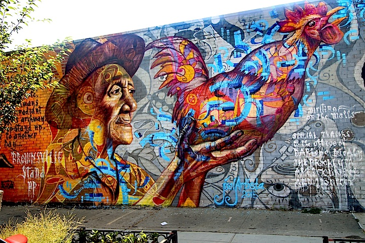 joel artista street art Brownsville NYC <em>Writing on the Walls</em> in Brownsville, Brooklyn, Part II: Joel Artista, Welin, Ben Angotti, Zeso, Teo Doro and Phetus