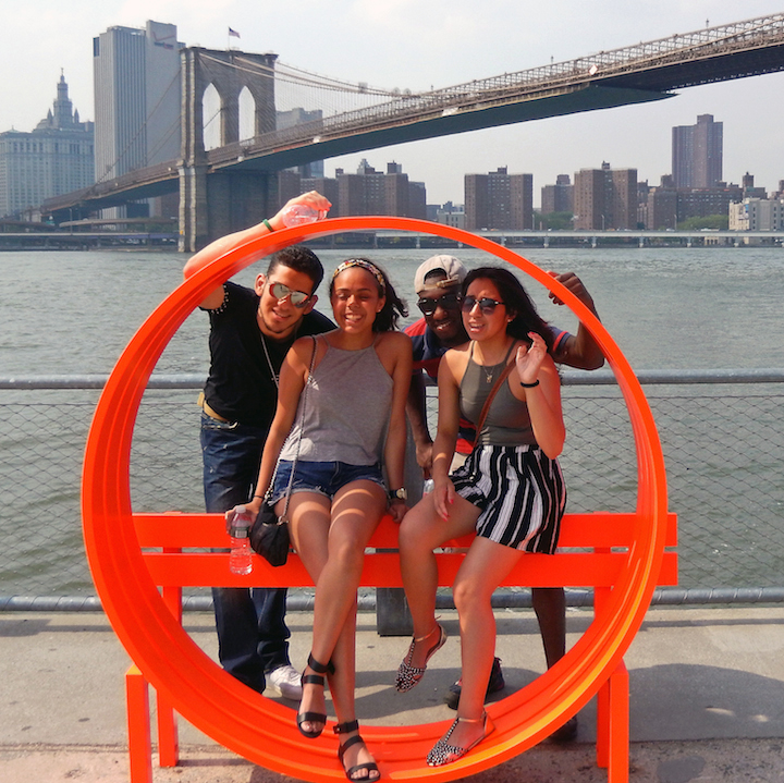 Jeppe-Hein-public-art-scultpure-Brooklyn-Bridge-Park