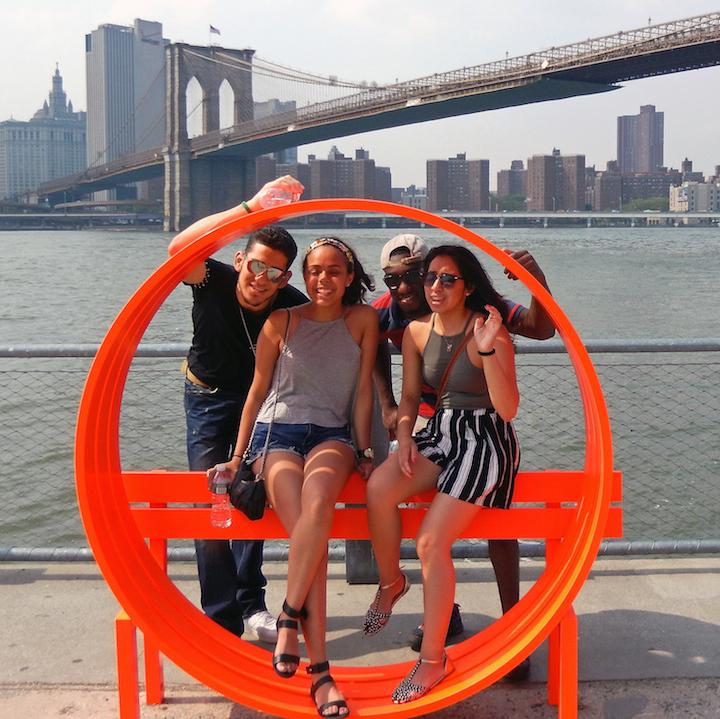 Jeppe-Hein-public-art-scultpure-Brooklyn-Bridge-Park