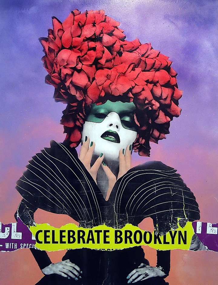 dee dee collage celebrate brooklyn edited 1 Station 16 Presents Dee Dee: <em>The Day Is My Enemy</em> at 2 Rivington