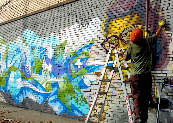 rath graffiti <em>Writers Block</em> up in the Bronx: Rime, Mastro, Curve, Spot, Yes 1, Uncle Ro, Wen Cod, Rath, Danielle Mastrion, Lexi Bella, Ces and more