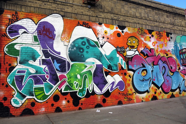 spot and young socrates graffiti LIC <em>Writers Block</em> up in the Bronx: Rime, Mastro, Curve, Spot, Yes 1, Uncle Ro, Wen Cod, Rath, Danielle Mastrion, Lexi Bella, Ces and more