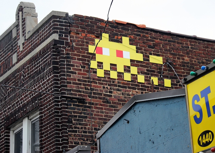 Space-Invader-street-art-crown-heights-brooklyn