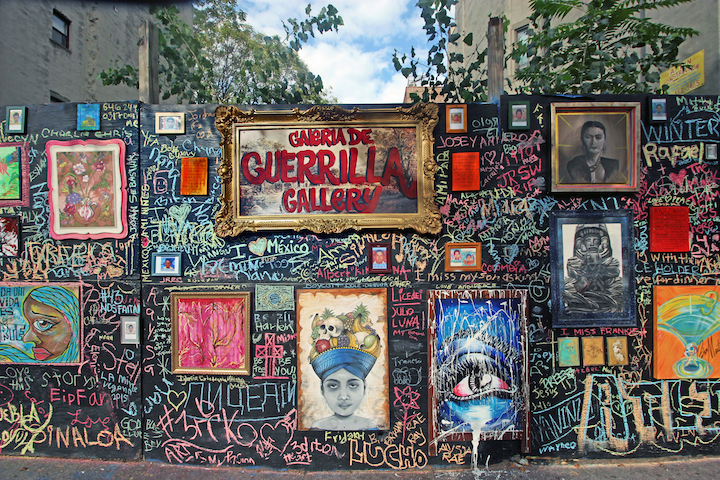 Guerrilla-gallery-street-art-east-harlem-nyc