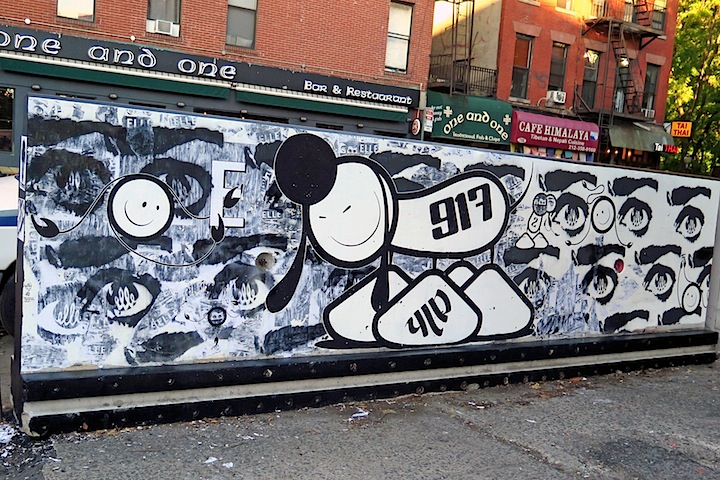 elle-and-london-police-street-art-nyc 2