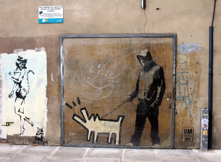 Banksy-stencil-art- London -2015-jpg