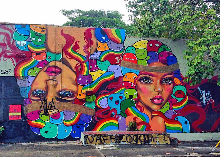 Didi-and-Miss-Zukie-street-art-Little Haiti