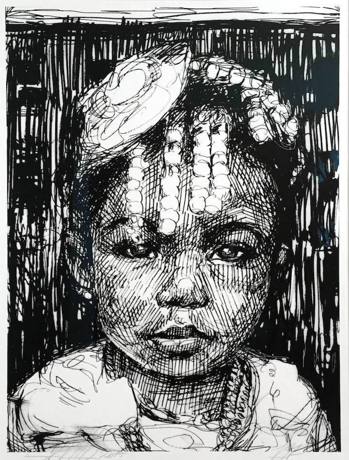 Gaia Amani Young New Yorkers Hosts 4th Annual Silent Art Auction: Shepard Fairey, Ben Eine, Cey Adams, Ian Kualil, Gaia, Icy and Sot & more
