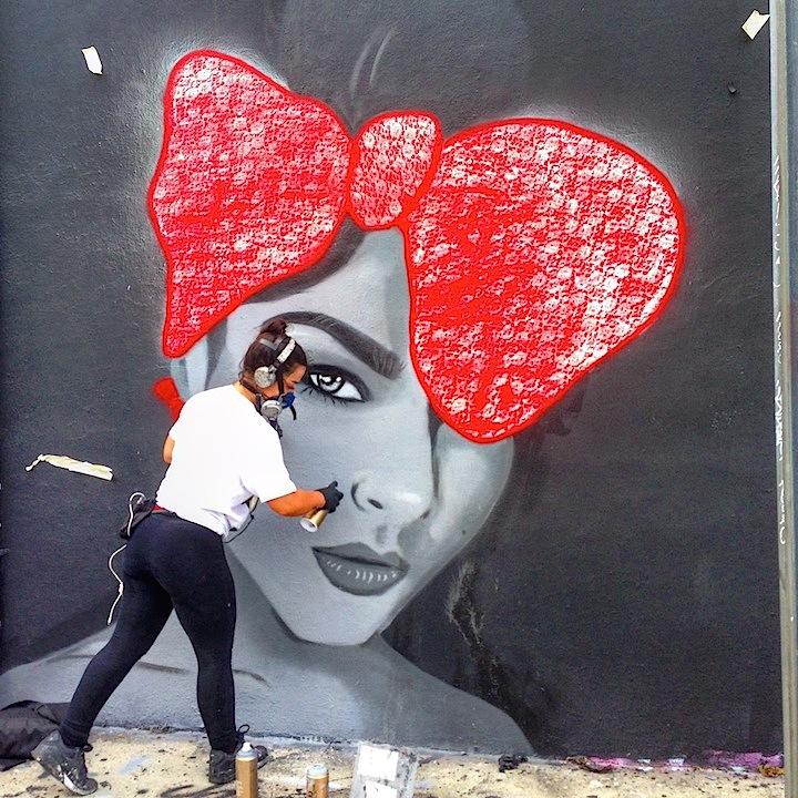jas9 street art miami Faces in Miami Open Spaces. Part II: Caratoes, Jas 9, Jose Mertz, Didi Rok with Miss Zukie and RasTerms