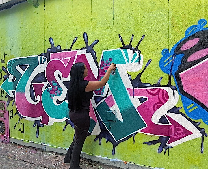 Gem-paints-graffiti-nyc