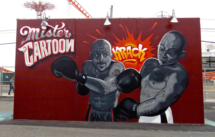 Mr-cartoon-mural-art-coney-island