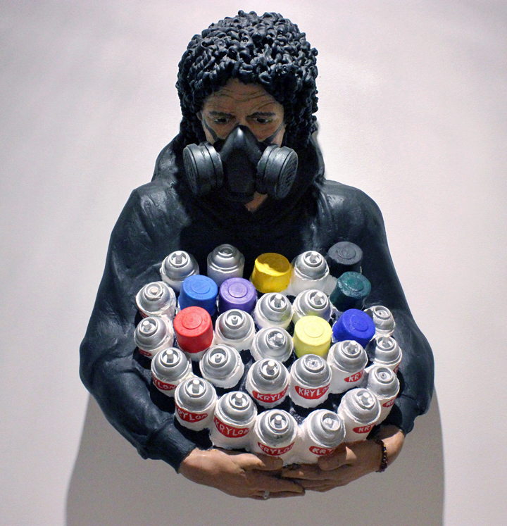 rigoberto-toress-sculpture-Daze-graffiti