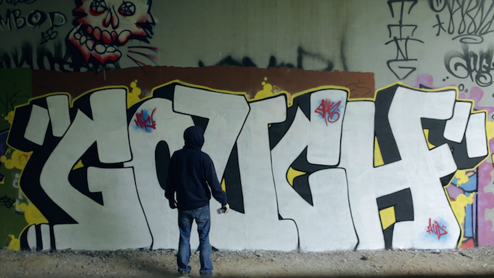 Gouch graffiti bomb nyc Queens Based Filmmaker Raul Buitrago on GOUCH, Graffiti and More