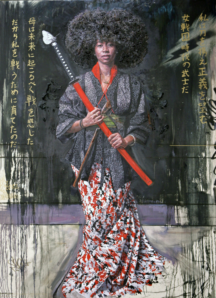tim okamura fine art bushwick collective gallery At the Bushwick Collective <em>Museum</em> with: Giz &amp; Ghost, Dan Witz, Tim Okamura, Enx, Anna Orcutt Jahns, Nicer, See One and more