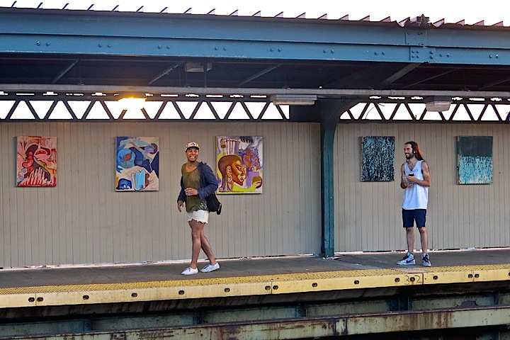 Morell-Cutler-and-James-Rubio-art-Apostrophenyc-subway-station-nyc