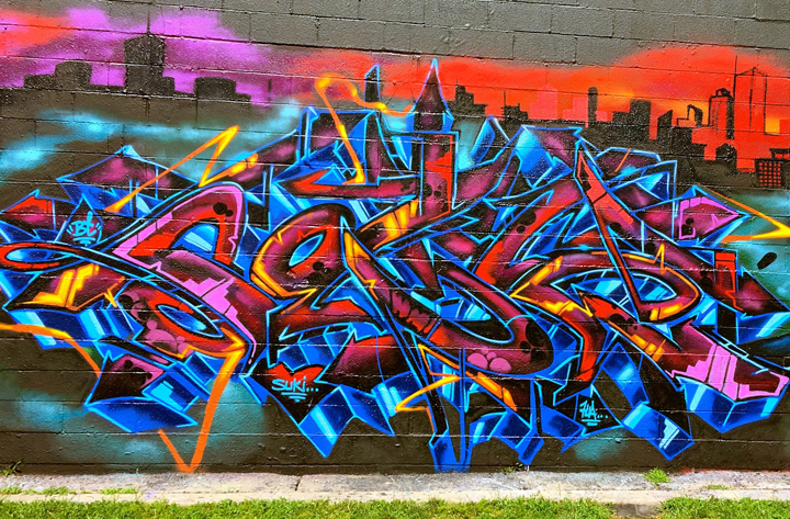 pase bt graffiti NJ Back to Hackensack with: T Kid, Jew, Part One, Rath, Pase, Flite and Abe