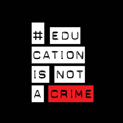 Education-Is-Not-a-Crime