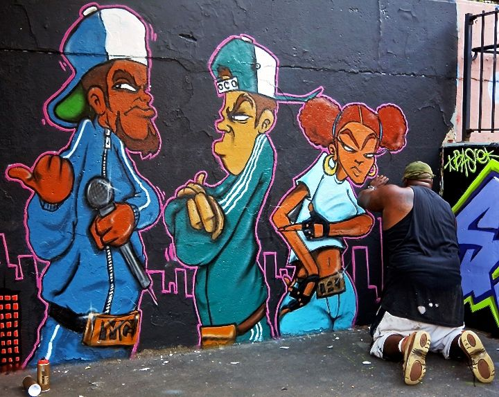 pfunk-paints-graffiti-characters-nyc